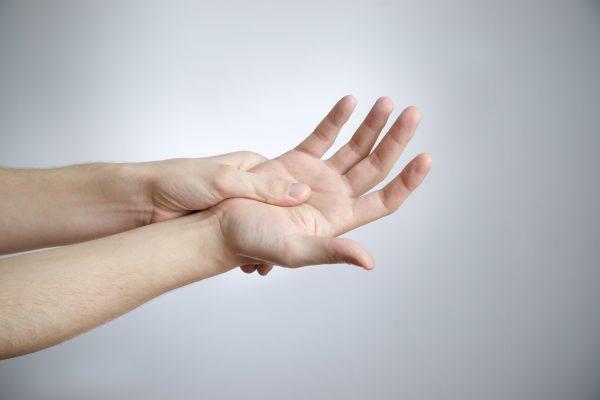 hand pijn