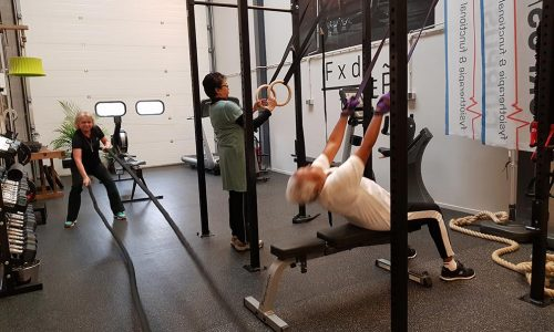 Senioren fitness almere