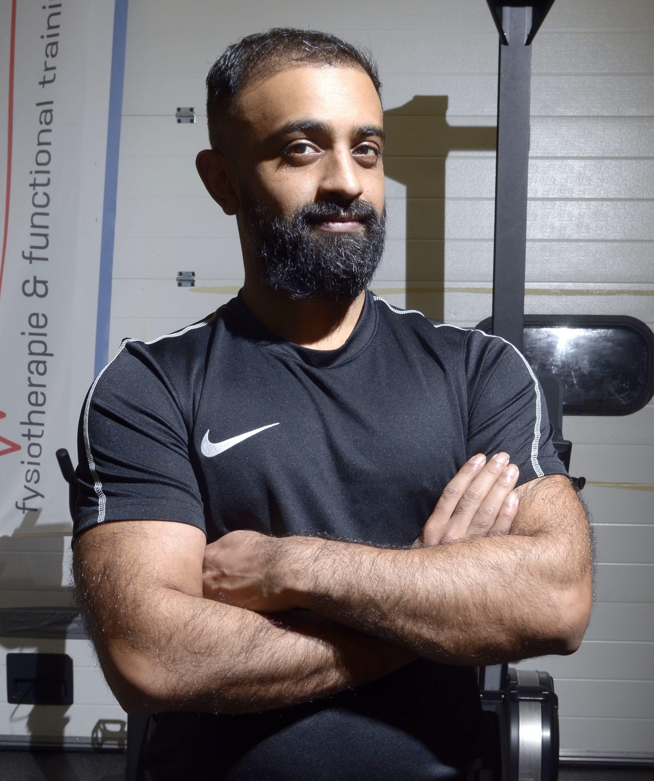 Selwin Samoedj Fysiotherapeut